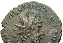 Another Roman coin